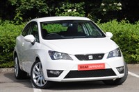 Used SEAT Ibiza Sport Coupe TDI CR FR 3dr