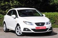 Used SEAT Ibiza Sport Coupe TSI 3dr