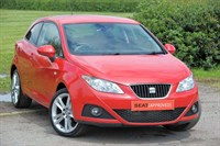 Used SEAT Ibiza Sport Coupe Sportrider 3dr