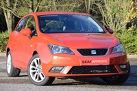 Used SEAT Ibiza Sport Coupe Special Edition Vista 3dr