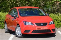 Used SEAT Ibiza Sport Coupe S 3dr (AC)