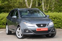 Used SEAT Ibiza Sport Tourer TDI CR Sportrider 5dr