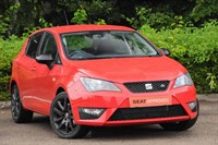 Used SEAT Ibiza Hatchback Special Edition TSI ACT FR Black 5dr