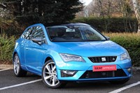 Used SEAT Leon Sport Coupe TDI 184 FR 3dr (Technology Pack) DSG