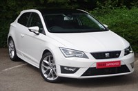 Used SEAT Leon Sport Coupe TDI 184 FR 3dr (Technology Pack)