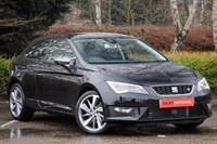 Used SEAT Leon Sport Coupe TDI FR 3dr DSG (Technology Pack)
