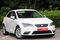 Used SEAT Leon Sport Coupe TDI Ecomotive SE 3dr (Technology Pack)