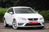 Used SEAT Leon Sport Coupe TSI FR 3dr (Technology Pack)
