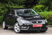 Used SEAT Leon Sport Coupe TSI ACT FR 3dr (Technology Pack)