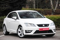 Used SEAT Leon Sport Coupe TSI ACT 150 FR 3dr