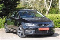 Used SEAT Leon Sport Coupe TSI FR 3dr DSG (Technology Pack)