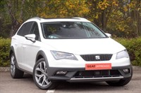 Used SEAT Leon X-Perience Estate TDI 184 SE Technology 5dr DSG