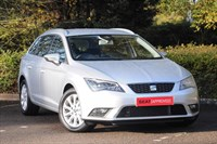 Used SEAT Leon Sport Tourer TDI SE 5dr (Technology Pack)