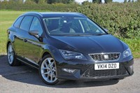 Used SEAT Leon Sport Tourer TDI 184 FR 5dr DSG (Technology Pack)