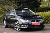 Used SEAT Leon Sport Tourer TDI 184 FR 5dr (Technology Pack)
