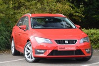 Used SEAT Leon Sport Tourer TSI FR 5dr (Technology Pack)