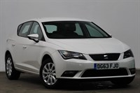 Used SEAT Leon Hatchback TDI SE 5dr DSG (Technology Pack)