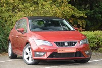 Used SEAT Leon TDI 184 FR 5dr (Technology Pack)