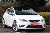 Used SEAT Leon Hatchback TDI 184 FR 5dr (Technology Pack) DSG