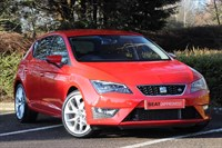 Used SEAT Leon Hatchback TDI FR 5dr (Technology Pack)