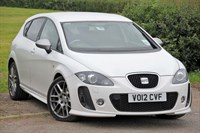 Used SEAT Leon Hatchback TDI CR FR+ Supercopa 5dr