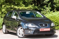 Used SEAT Leon Hatchback TDI CR FR 5dr