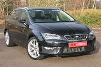 Used SEAT Leon Hatchback TDI 184 FR 5dr (Technology Pack)