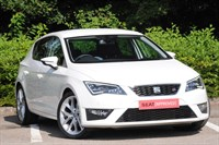 Used SEAT Leon Hatchback TSI FR 5dr (Technology Pack)