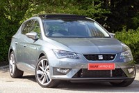 Used SEAT Leon TSI FR 5dr (Technology Pack)