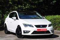 Used SEAT Leon Hatchback TSI FR 5dr (Technology Pack)