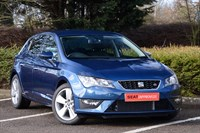 Used SEAT Leon Hatchback TSI ACT 150 FR 5dr