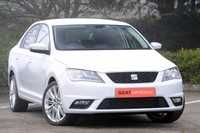 Used SEAT Toledo Hatchback Special EDS TSI 110 Style Advanced 5dr