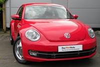 Used VW Beetle Hatchback TDI BlueMotion Tech Design 3dr