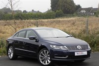 Used VW CC Saloon TDI BlueMotion Tech 4dr DSG