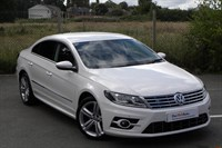 Used VW CC Saloon TDI 177 BlueMotion Tech R Line 4dr