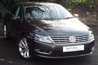 Used VW CC TDI BlueMotion Tech GT 4dr DSG