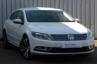Used VW CC TDI 177 BlueMotion Tech GT 4dr DSG