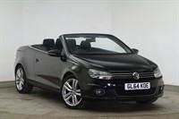 Used VW Eos TDI BlueMotion Tech Sport 2dr