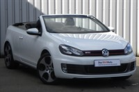Used VW Golf Cabriolet TSI GTI 2dr DSG