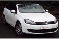 Used VW Golf Cabriolet TSI S 2dr
