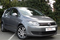 Used VW Golf Plus Hatchback TDI 105 BlueMotion Tech SE 5dr