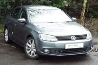Used VW Jetta Saloon TDI CR 140 SE 4dr