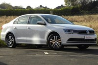 Used VW Jetta MK2 Saloon 4-Dr 2.0 TDI SE BlueMotion Technology (150PS) DSG