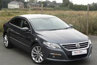 Used VW Passat CC Saloon GT TDI BlueMotion Tech 170 4dr (5 seat) DSG