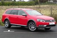 Used VW Passat Alltrack Estate TDI BlueMotion Tech 4MOTION 5dr