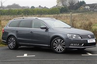 Used VW Passat Estate TDI 170 BlueMotion Tech Sport 5dr