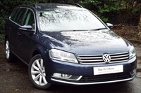 Used VW Passat Estate TDI Bluemotion Tech Highline 5dr