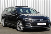 Used VW Passat Estate BiTDI SCR R Line 4MOTION 5dr DSG