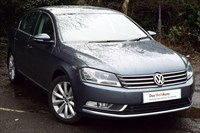 Used VW Passat Saloon TDI Bluemotion Tech Highline 4dr