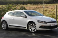 Used VW Scirocco Coupe TDI BlueMotion Tech 3dr